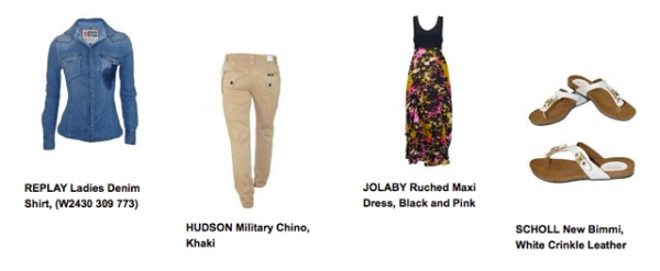 Summer Style - Ladieswear at Its In Your Jeans