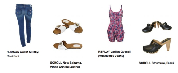 Summer Style for Ladies - Its In Your Jeans