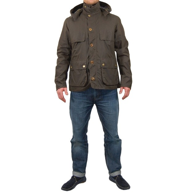 Barbour Mens Jacket - The perfect Spring Jacket