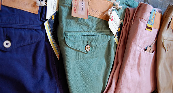 Summer Chinos - Its in your Jeans