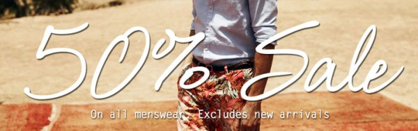 Mens Summer Sale