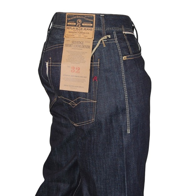 Lonpiz Tapered, 14Oz Red Selvage