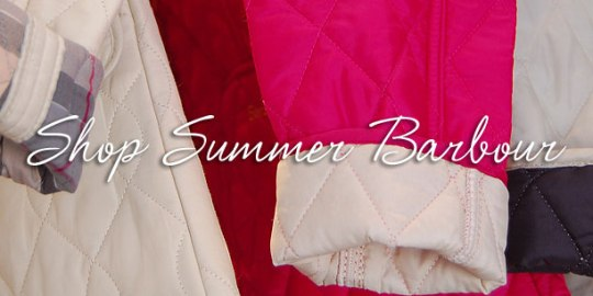 Shop Summer Barbour