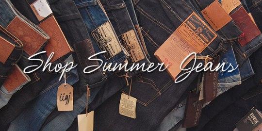 Shop Summer Jeans