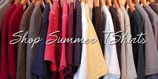 Shop Summer TShirts