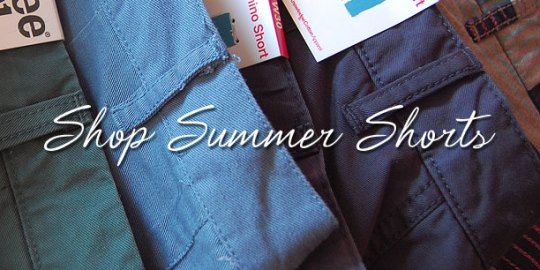 Shop Summer Shorts